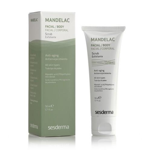 Mandelac Scrub face and body