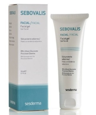 SEBOVALIS Face Gel