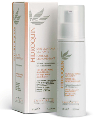 HIDROQUIN Forte Skin Lightener Gel