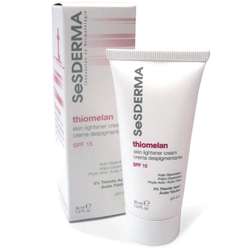 Thiomelan skin lightener cream SPF 15