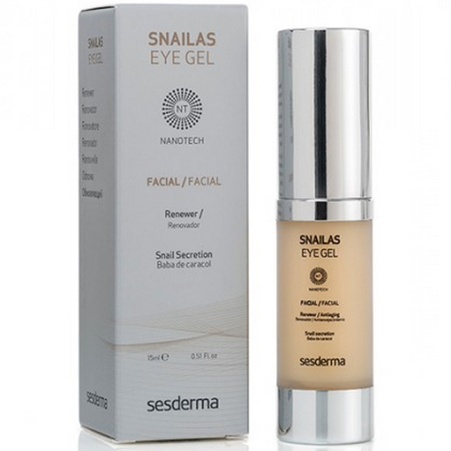 SNAILAS GEL EYE CONTOUR