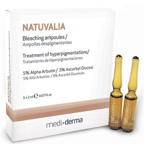 NATUVALIA bleaching