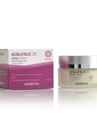 ACGLICOLIC 20 Nutritive Cream