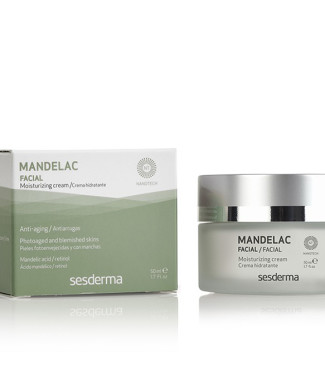 MANDELAC Moisturizing Cream