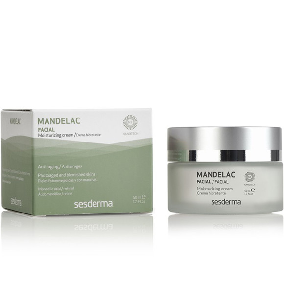 MANDELAC Moisturizing Cream