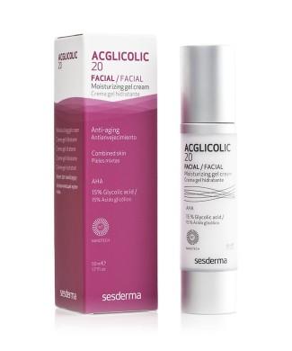 ACGLICOLIC 20 Moisturizing Cream Gel