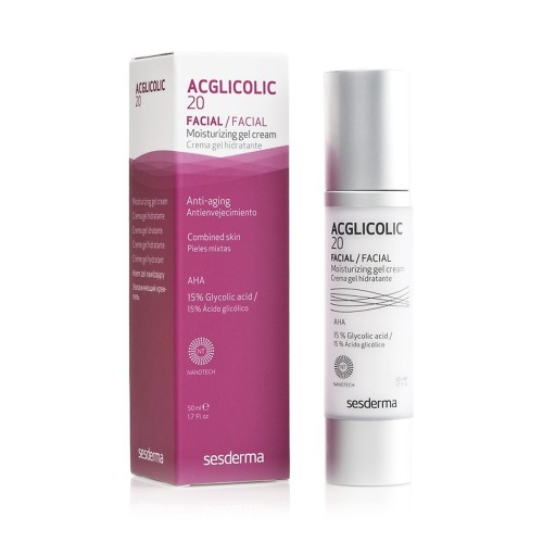 ACGLICOLIC 20 Moisturizing Cream Gel
