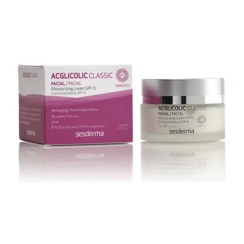 ACGLICOLIC CLASSIC Moisturizing Cream SPF 15