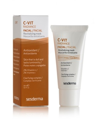 C-VIT Radiance Revitalizing Facial Mask
