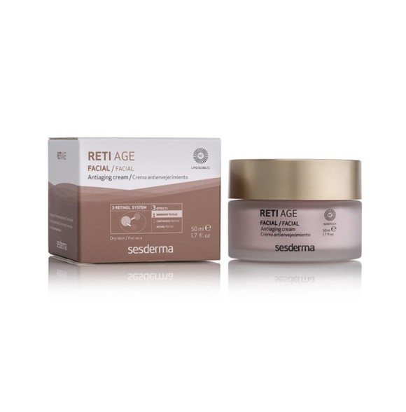 RETI-AGE MOISTURIZING FACIAL CREAM