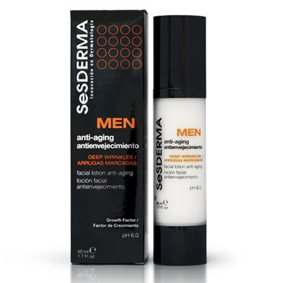 SESDERMA MEN Antiaging Face Lotion