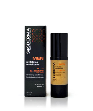 SESDERMA MEN Revitalizing Face Lotion