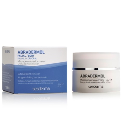 ABRADERMOL Microdermoabrasion Cream pH 6,5