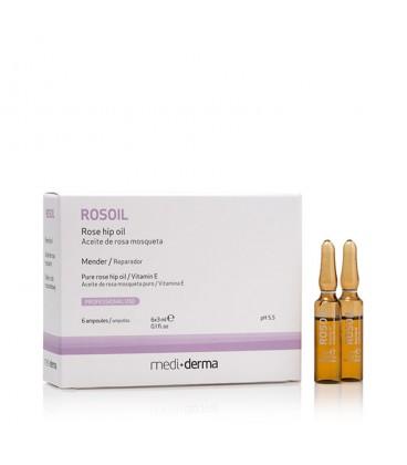 Rose Hip Oil Ampoules рН 5,5
