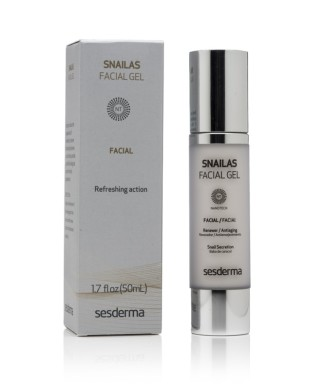 SNAILAS GEL FACIAL