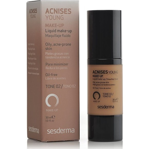 Sescouleur Acnises young tone (0I) SPF 5