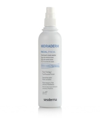 HIDRADERM Oatmeal & Rose Water