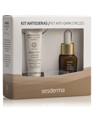 Anti-dark Circles Kit (Angioses+K Vit Serum)