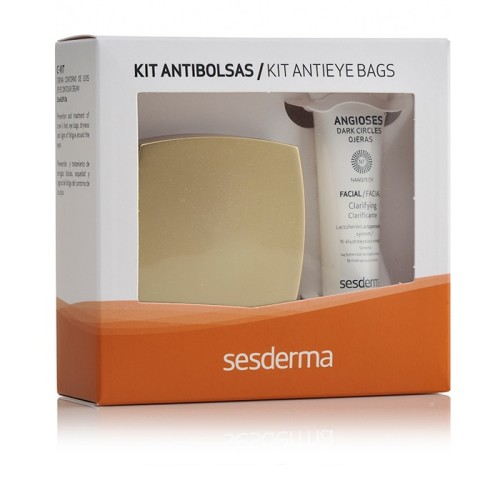 Anti-eye Bags Kit (Angioses + C Vit Eye Contour Cream)
