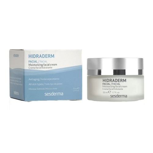 HIDRADERM Moisturizing Face Cream