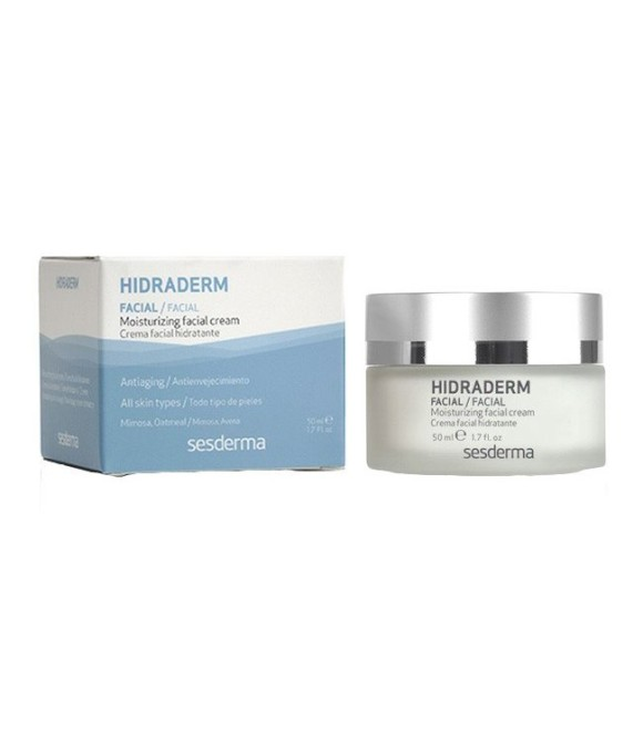 HIDRADERM Moisturizing Face Cream