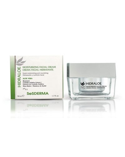 HIDRALOE Moisturizing Face Cream