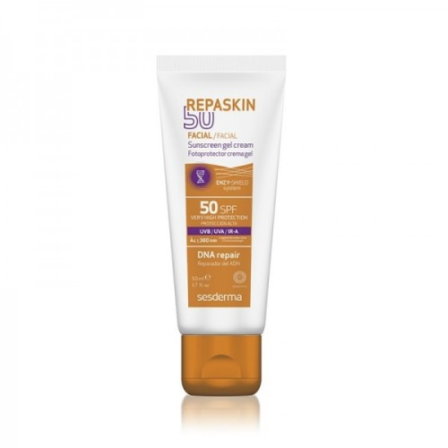 REPASKIN Facial Sunscreen gel crem SPF 50