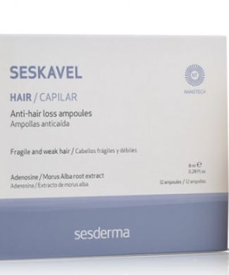 SESKAVEL Anti-Hair Loss ampoules