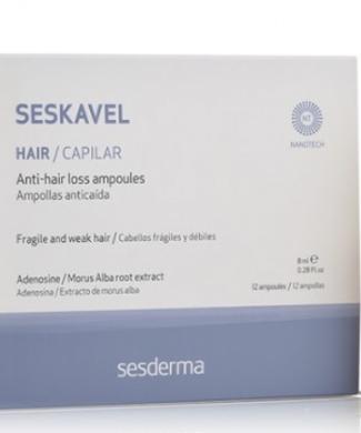 SESKAVEL Anti-Hair Loss ampoules