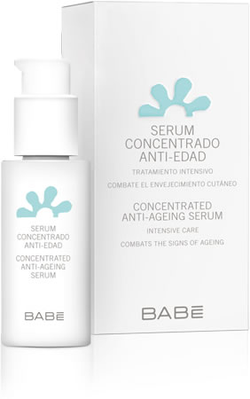 CONCENTRATED ANTI-AGEING SERUM pH 5.5
