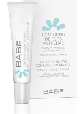 ANTI-AGEING EYE CONTOUR CREAM-GEL pH 7.0