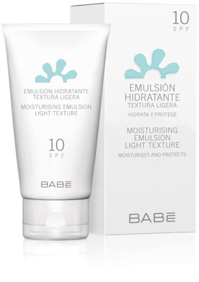 MOISTURISING EMULSION LIGHT TEXTURE SPF 10 pH 5.5