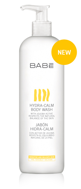HYDRA-CALM BODY WASH pH 5.5