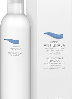 ANTI-OILY HAIR SHAMPOO pH 5.5
