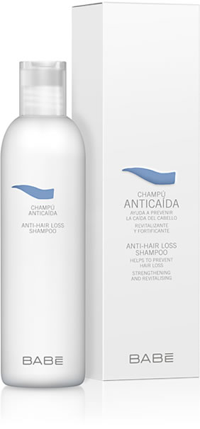 ANTI-HAIR LOSS SHAMPOO pH 5.5