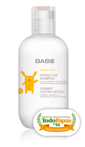 CRADLE CAP SHAMPOO pH 5.0