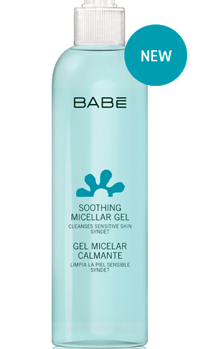 SOOTHING MICELLAR GEL pH 5.5