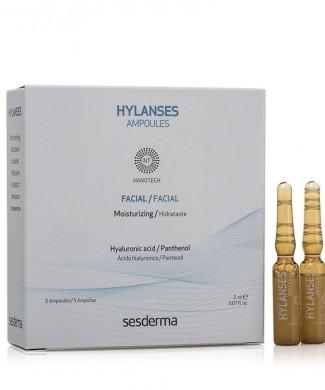 HYLANSES AMPOULES