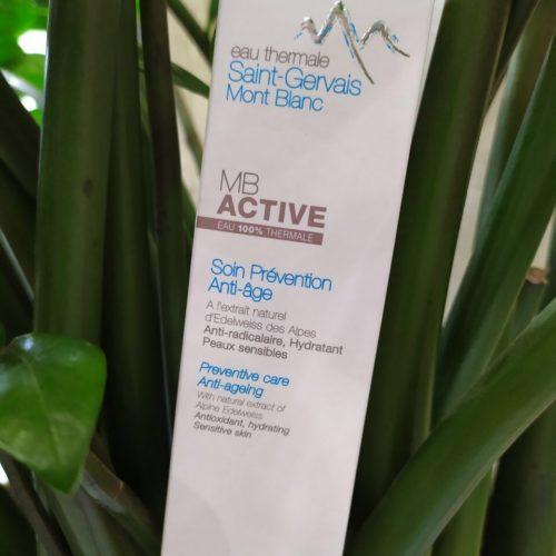 Крем Anti-Age Превентив Mont Blanc 50 мл - упаковка