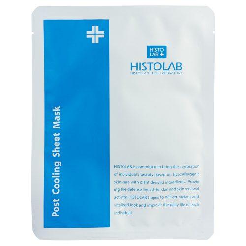 Histolab Регенерирующая маска с охлаждающим эффектом Post Cooiing Sheet Mask 30g