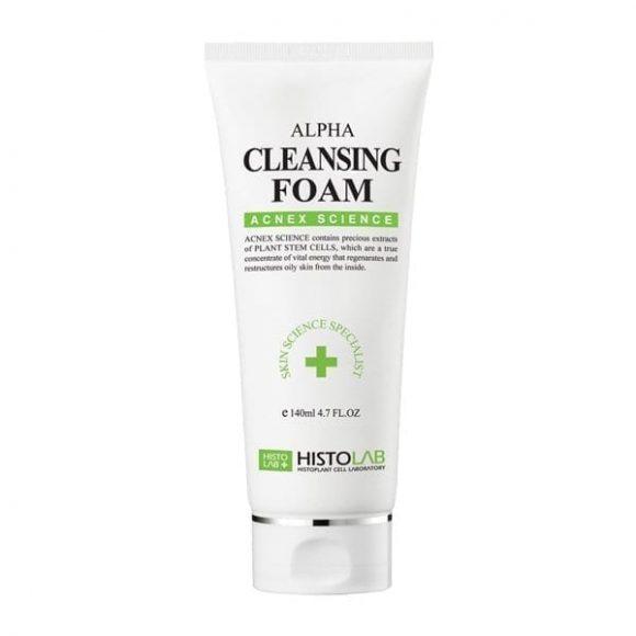 Histolab Пенка очищающая «Альфа»  Alfa cleansing foam