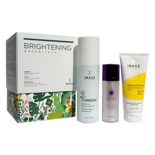 Подарочный набор Осветляющий ритуал IMAGE Skincare Brightening essentials