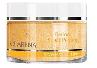 Clarena Цукровий скраб-пілінг Retinol Sugar Peeling