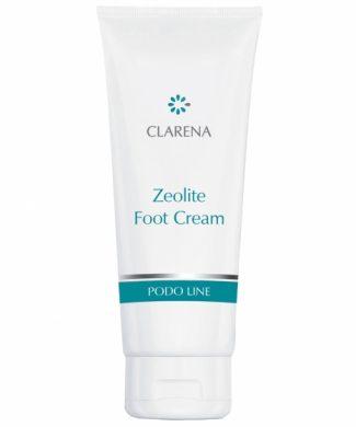 Clarena крем для догляду за  шкірою стоп Zeolite Foot Cream