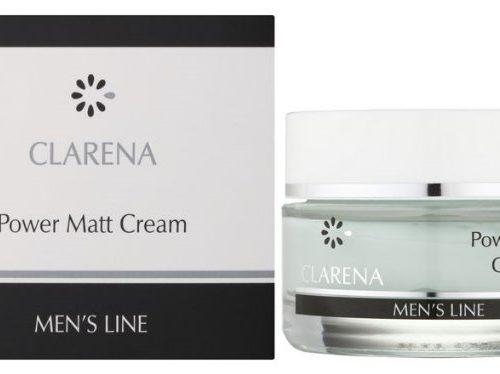 Clarena Крем для догляду за жирною шкірою Power matt cream
