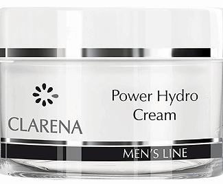 Clarena Крем для усування лущення шкіри Power hydro cream