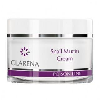 Clarena Крем зі слизом равлика Snail Mucin Cream