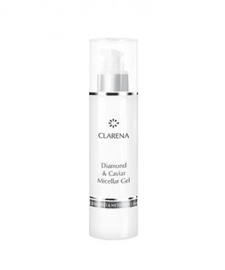 Clarena Міцелярний гель Diamond & Caviar micellar gel