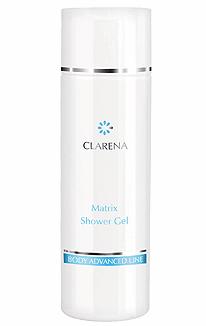 Clarena Омолоджуючий гелья для душу Matrix Shower Gel
