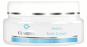 Clarena Омолоджуючий крем для тіла Matrix Body Cream